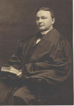 Joel Hastings Metcalf Courtesy of Andover-Harvard Theological Library, Harvard Divinity School